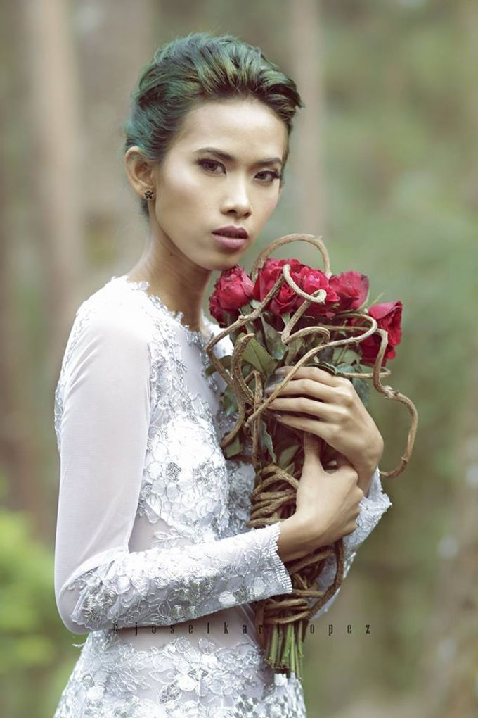 Editorial by Miel's flowershoppe - 003