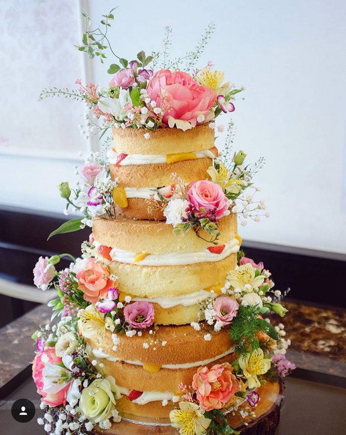 WEDDING CAKE featuring LUX  FLORAL by Sucré Pâtissier and Chocolatier - 003
