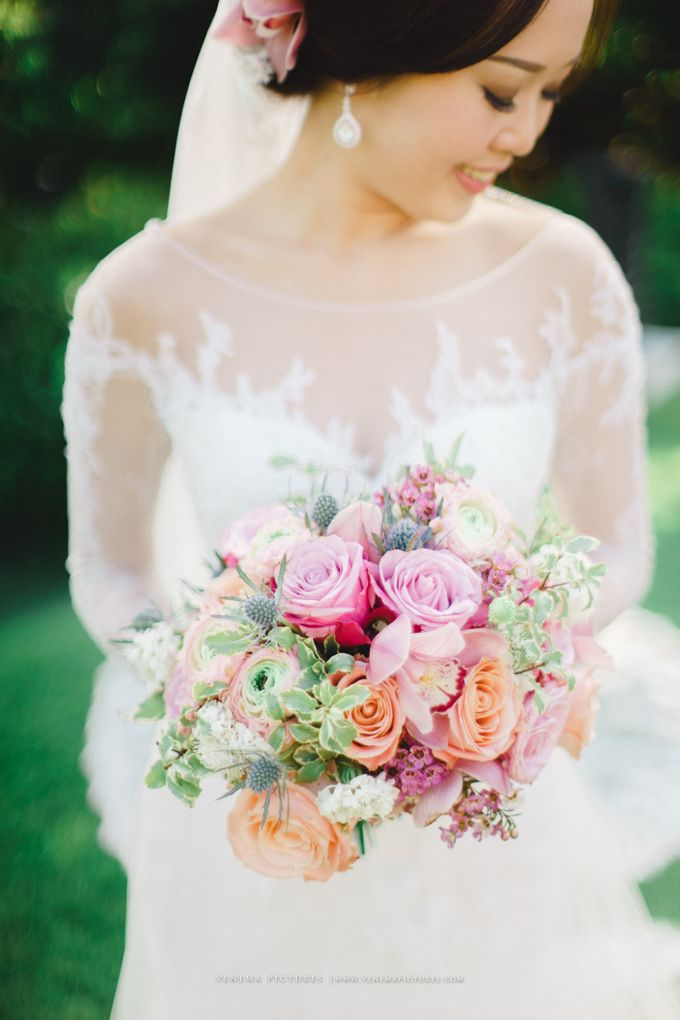 Andre & Cicilia Wedding Day by Venema Pictures - 003