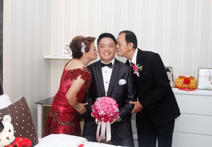 Andy Ria Wedding by Glenn Chandra Wedding - 003