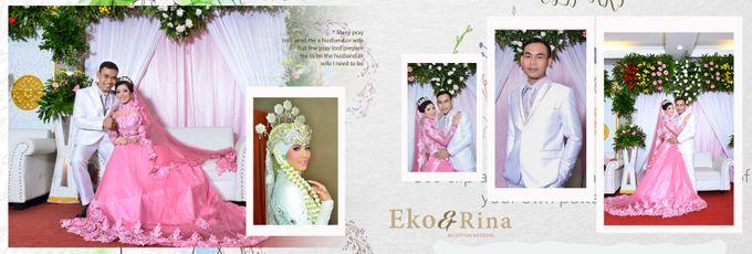 Album Kolase Pernikahan Eko & Rina by oneclick.photo - 002