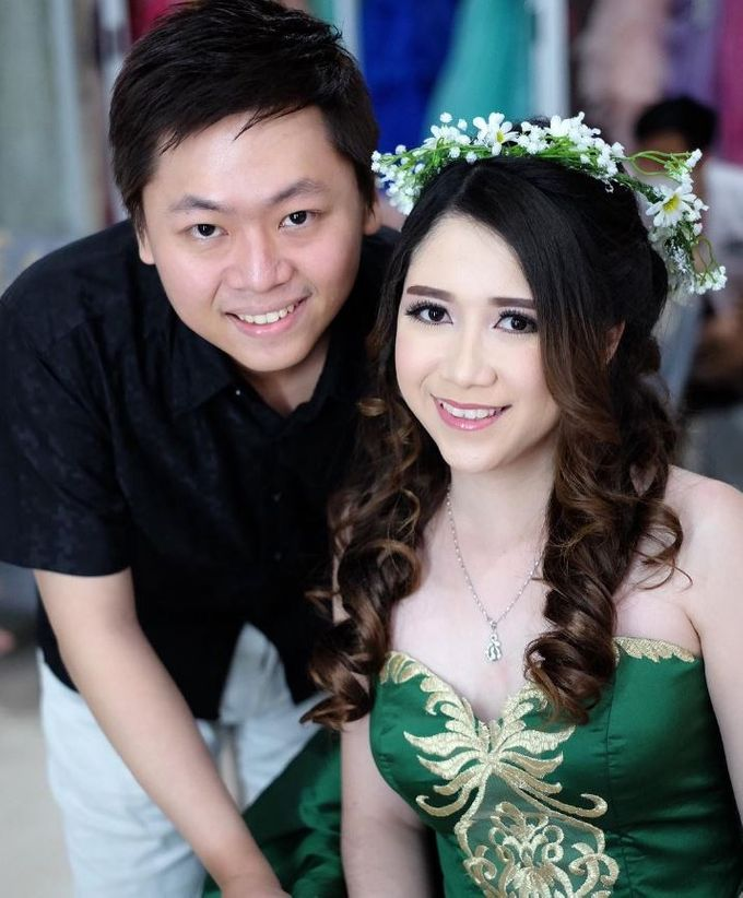 Client Jessica Angela and Ricky by Bridal Art - 003