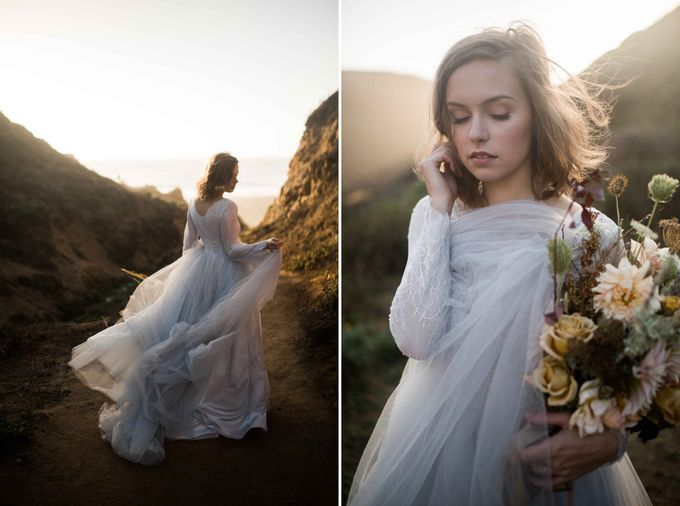 Sunset Bridal Inspiration by MYWONY - 003