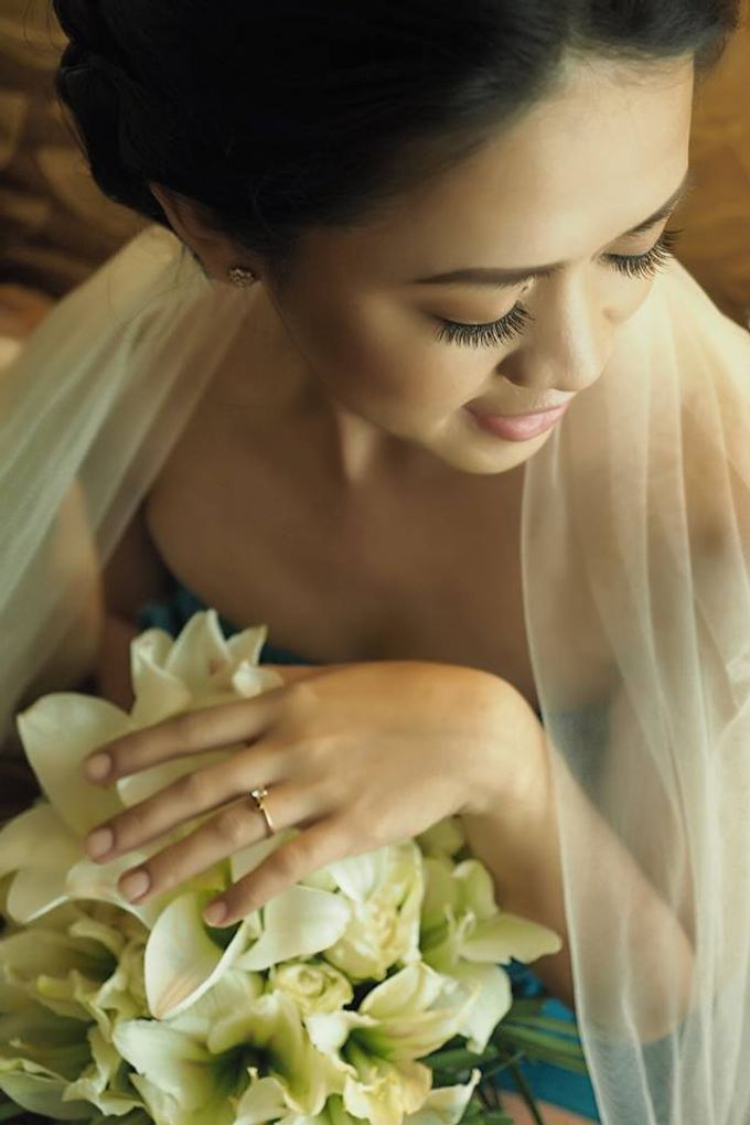 Real Brides by Melody Tinoy Makeup Artist - 001