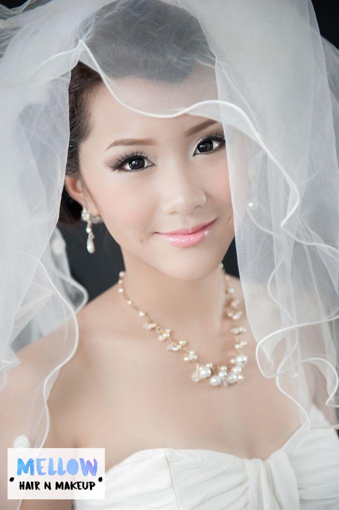 Bridal Photoshoot Hair & Makeup by Mellow Hair & Makeup - 001