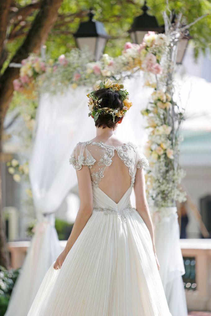 Lookbook: Into The Wild by Z Wedding Design - 003
