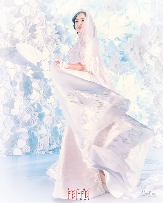 Beautiful in white by Jimmy Fei Fei - 008