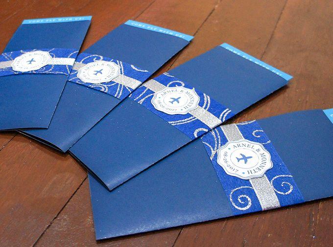 Arnel & Monneth by Designs by Melissa Tan - 003