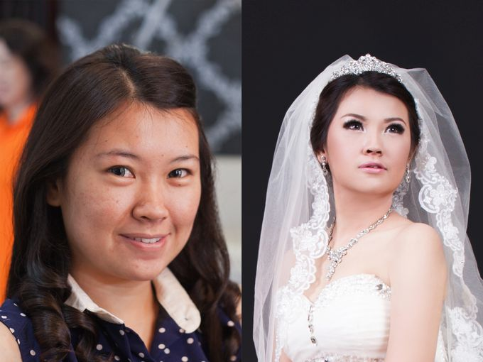 before & after by Xin-Ai Bride - 033