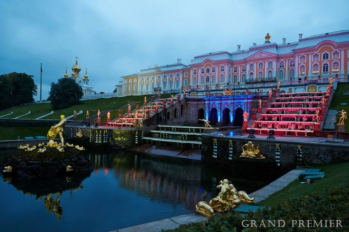 Wedding in the Peterhof and Konstantinovsky Palace by Grand Premier - 003