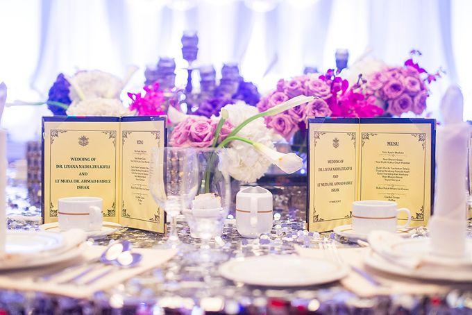 Liyana & Fairuz - Reception by Cubic Foto by PlainPaperpaint Production - 003
