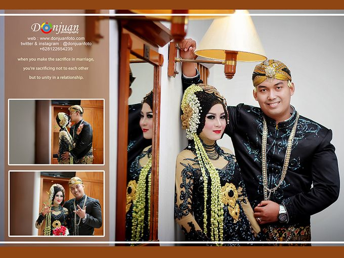 Yuni & Koko Wedding by Donjuan Photography - 003