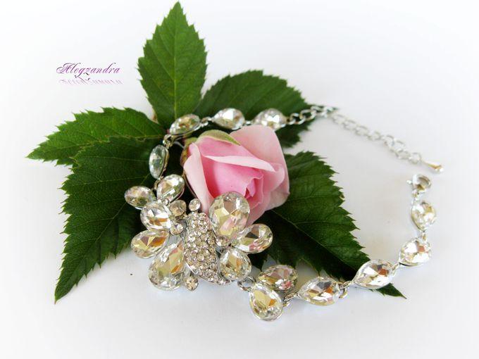 Bridal Bracelets by Pamela Falli - 001
