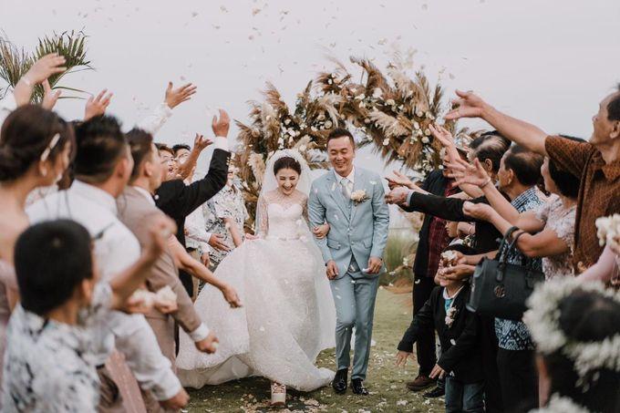 SHELA & BENNY WEDDING by Latitude Bali - 007