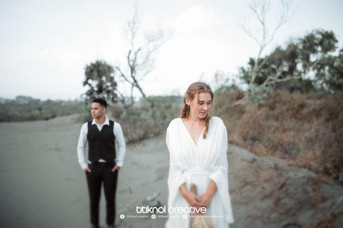 Prewedding Anya + Ben by Titiknol Creative - 004