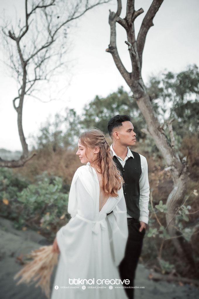 Prewedding Anya + Ben by Titiknol Creative - 005