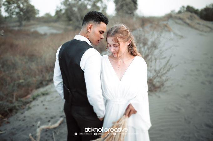 Prewedding Anya + Ben by Titiknol Creative - 006