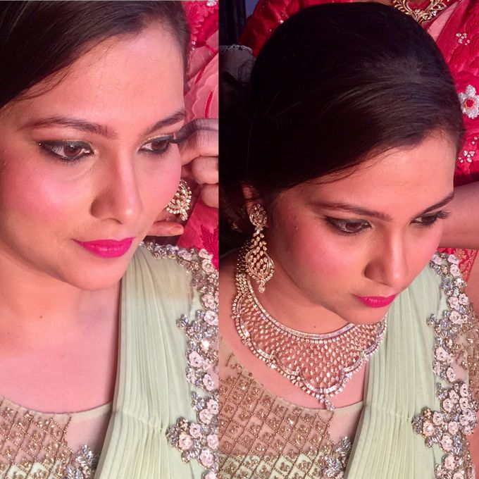 Make up and Hair Styling by Deepti Mohindar- Hair & Makeup Artist - 002