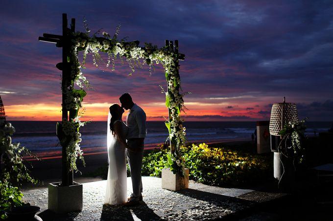 Beach Wedding by W Bali - Seminyak - 029