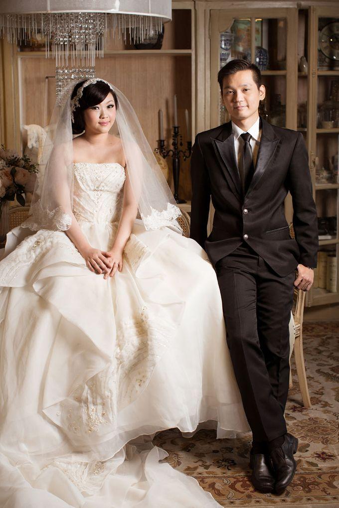 Bambang & Melissa by JJ Bride - 010