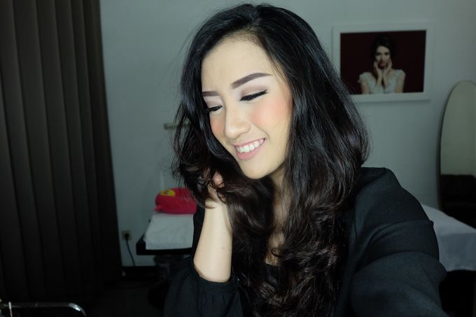 Party Makeup Look by by ivana anneta - 001