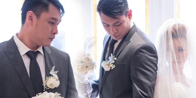 Wedding of Indrajaya & Maria by All Occasions Wedding Planner - 021