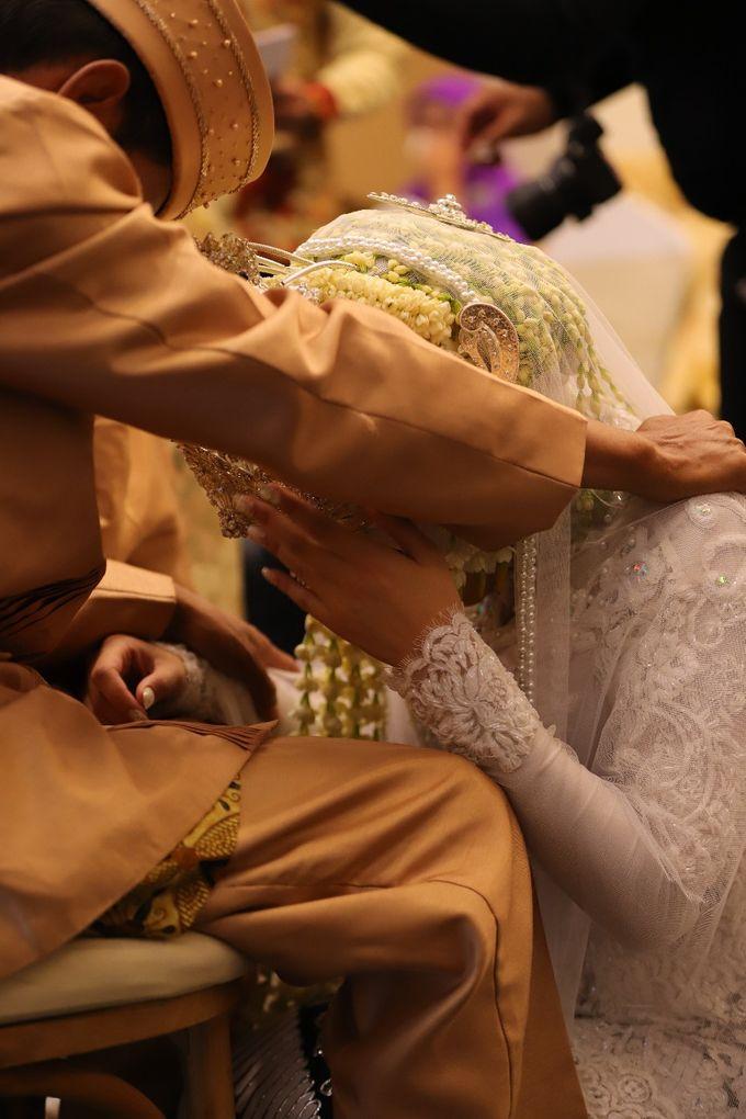 The Wedding of Dedy & Imda by Khayim Beshafa One Stop Wedding - 013
