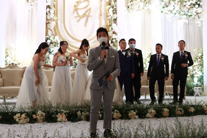 MC Wedding JW Marriot Jakarta - Anthony Stevven by JW Marriott Hotel Jakarta - 028