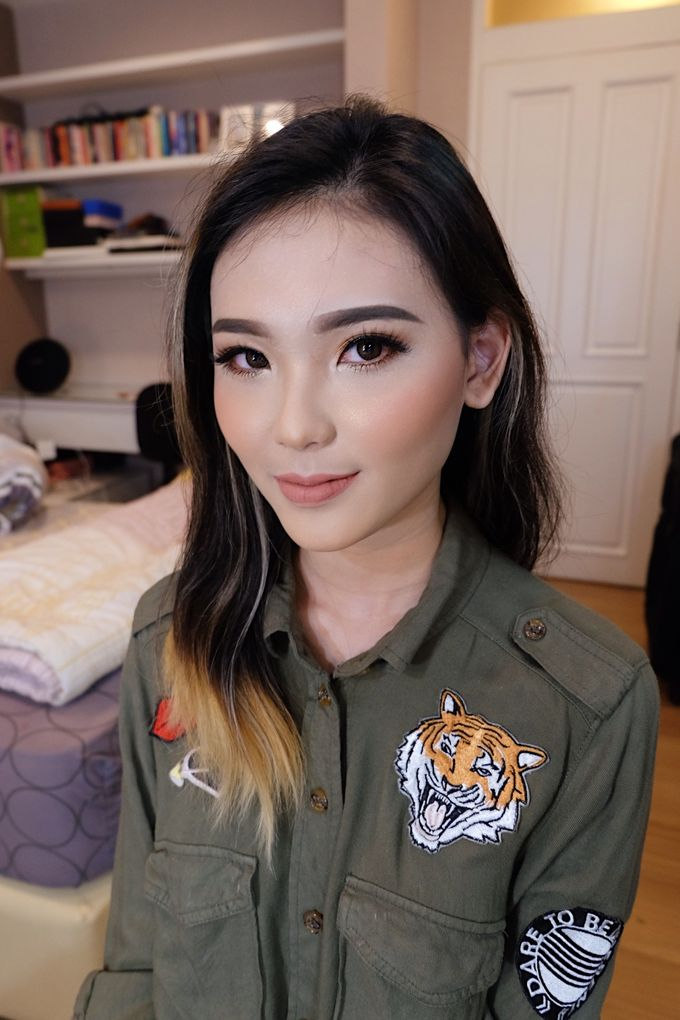 Party Makeup Look by by ivana anneta - 006
