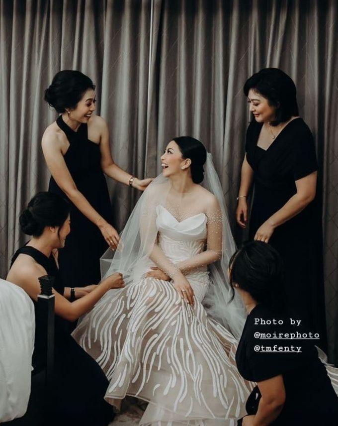 TINGGO YOVITA WEDDING by bridestore indonesia - 001