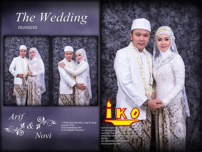 Rias & Busana Pengantin by IKO Catering Service dan Paket Pernikahan - 001
