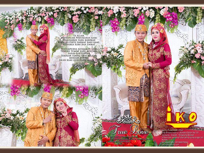 Rias & Busana Pengantin by IKO Catering Service dan Paket Pernikahan - 002
