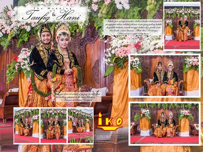 Rias & Busana Pengantin by IKO Catering Service dan Paket Pernikahan - 003