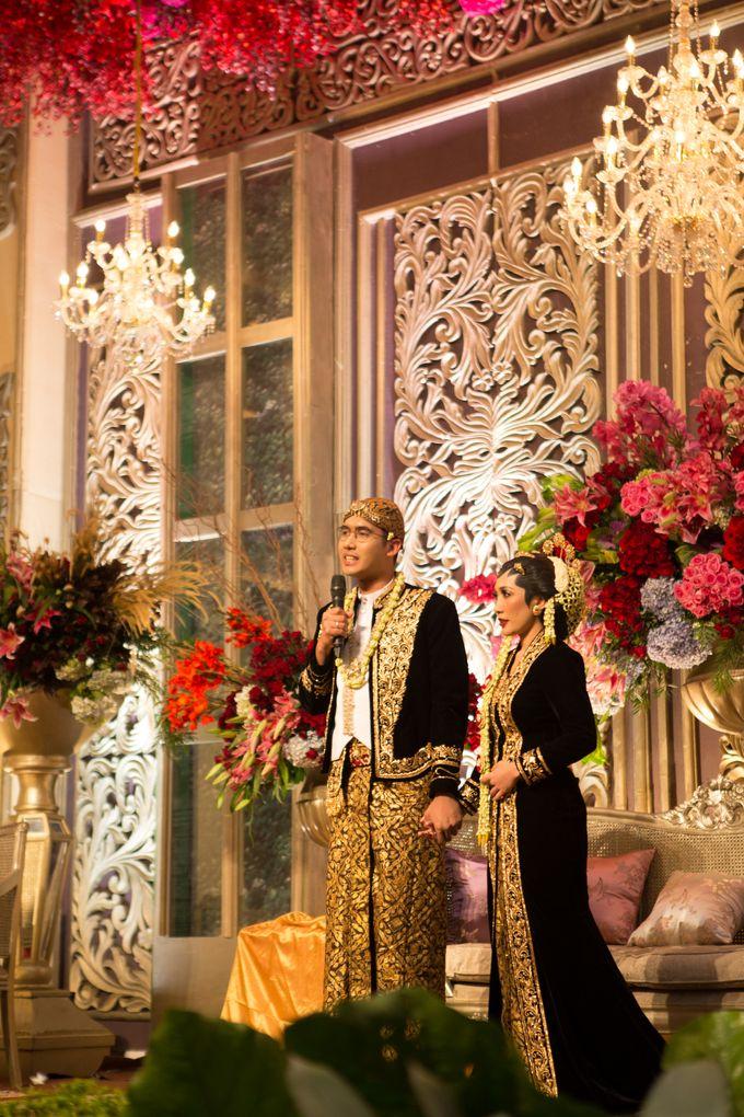Dana & Brena Wedding by Akuwedding - 002