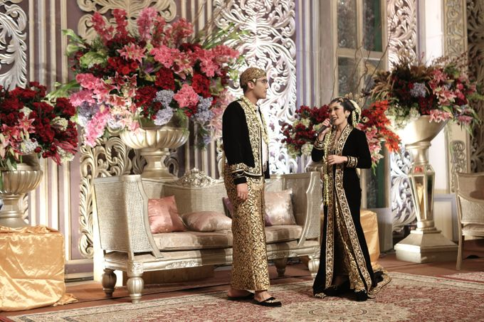 Dana & Brena Wedding by Akuwedding - 015