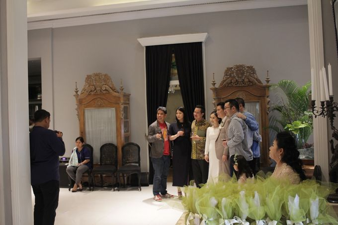 Mc Intimate Wedding Bunga Rampai Jakarta - Anthony Stevven by Anthony Stevven - 009
