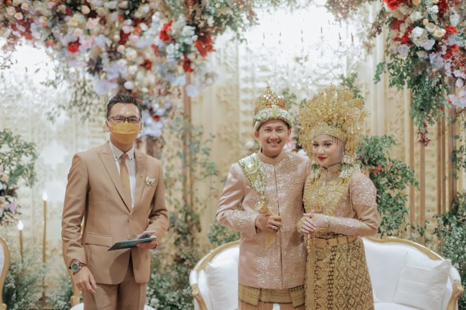 The wedding of Nabila & Aldi by HENRY BRILLIANTO - 004