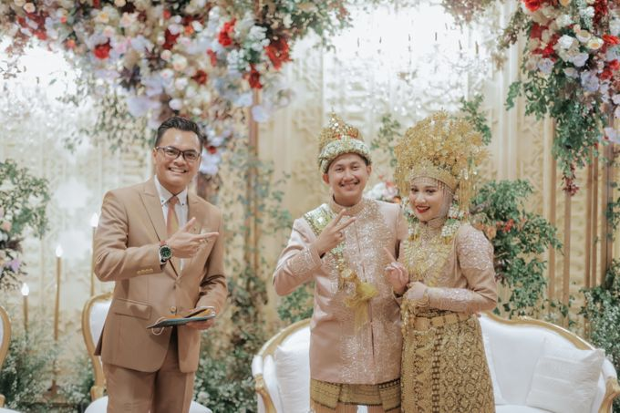 The wedding of Nabila & Aldi by HENRY BRILLIANTO - 005