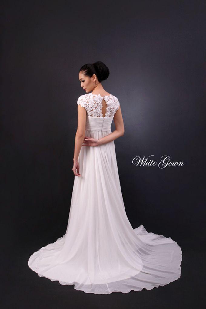 Wedding dress & Evening Gown by Tati Photo - 006