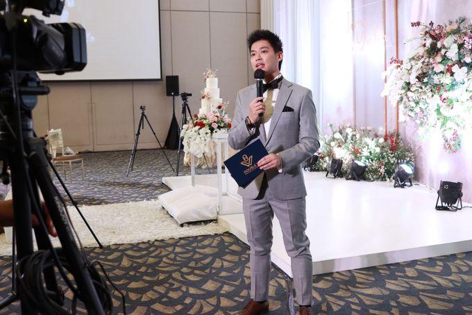 MC Wedding Intimate at Sheraton Gandaria Jakarta by Anthony Stevven by Anthony Stevven - 002