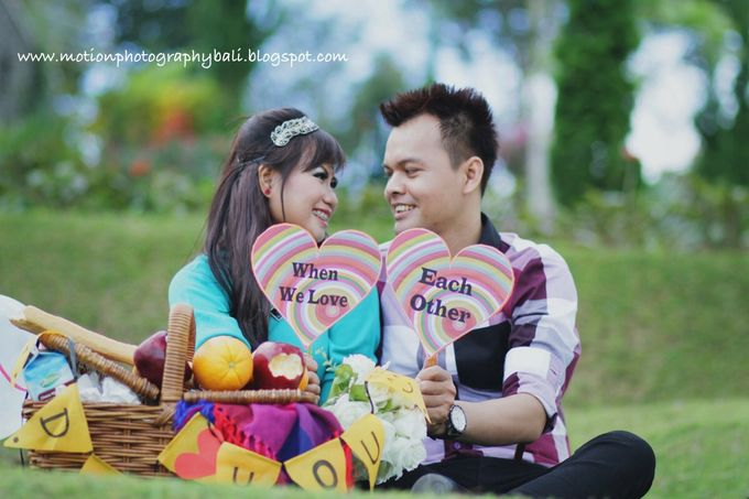 When We Love Each Other in Bali by Motion Photography Bali - 002