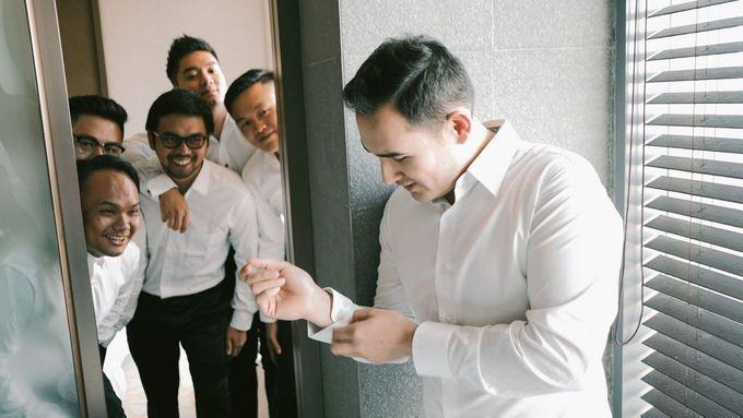 Alex & Tiffanie by InterContinental Bandung Dago Pakar - 005