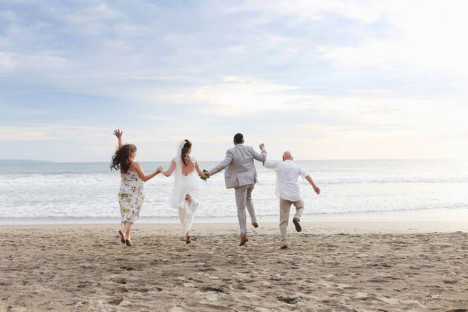 Beach Wedding by W Bali - Seminyak - 025