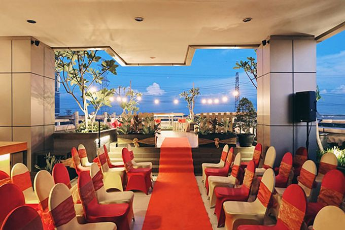 Preium Intimate Wedding at Teraskita Hotel Jakarta by Bright Wedding Jakarta - 002