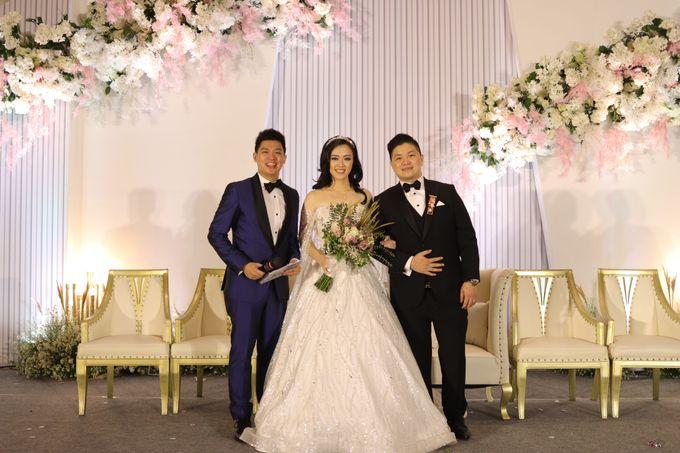 MC Wedding Double Tree Hotel Jakarta - Anthony Stevven by DONNY LIEM The Make Up Art - 005