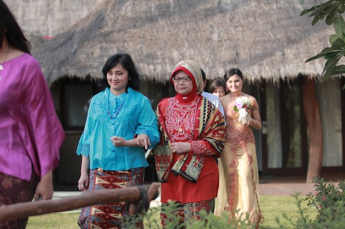 Muslim Wedding in Lombok by lombok wedding planner - 019