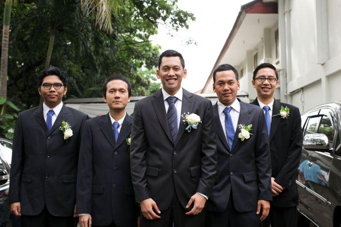 NITA + NAEL Wedding by Sianny Widyasari - 002