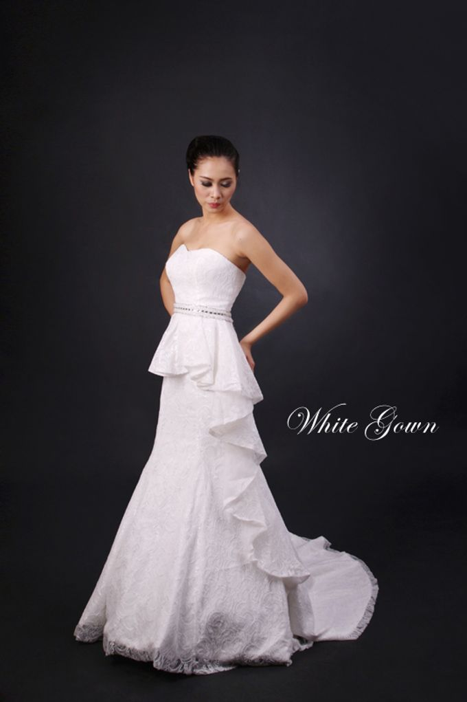Wedding dress & Evening Gown by Tati Photo - 009