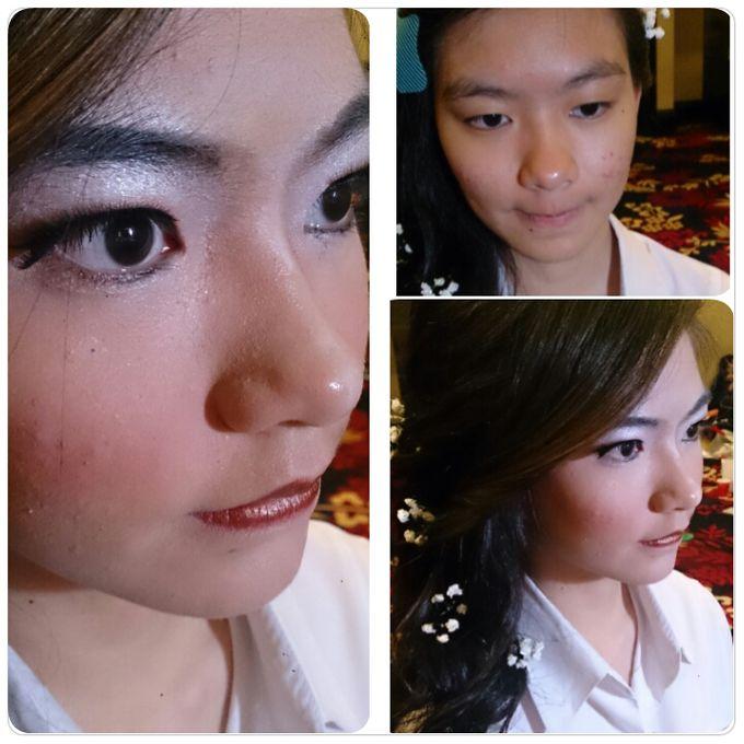 Before After Make up by Monika Sujono Make Up Artist - 038
