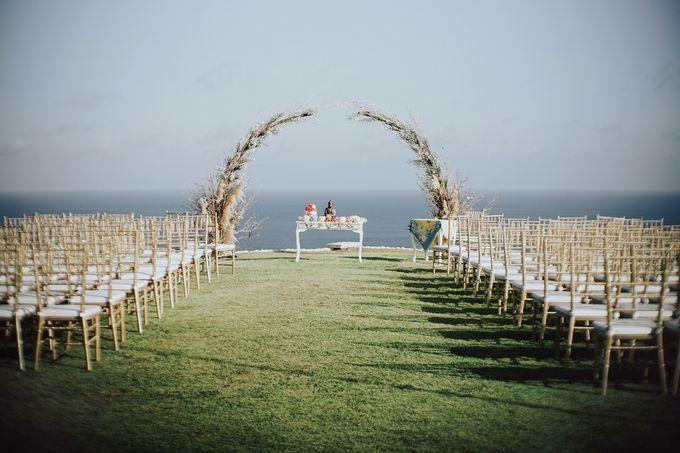 Nagisa Bali Wedding For Mr Sumitro & Mrs Elis by Nagisa Bali - 005